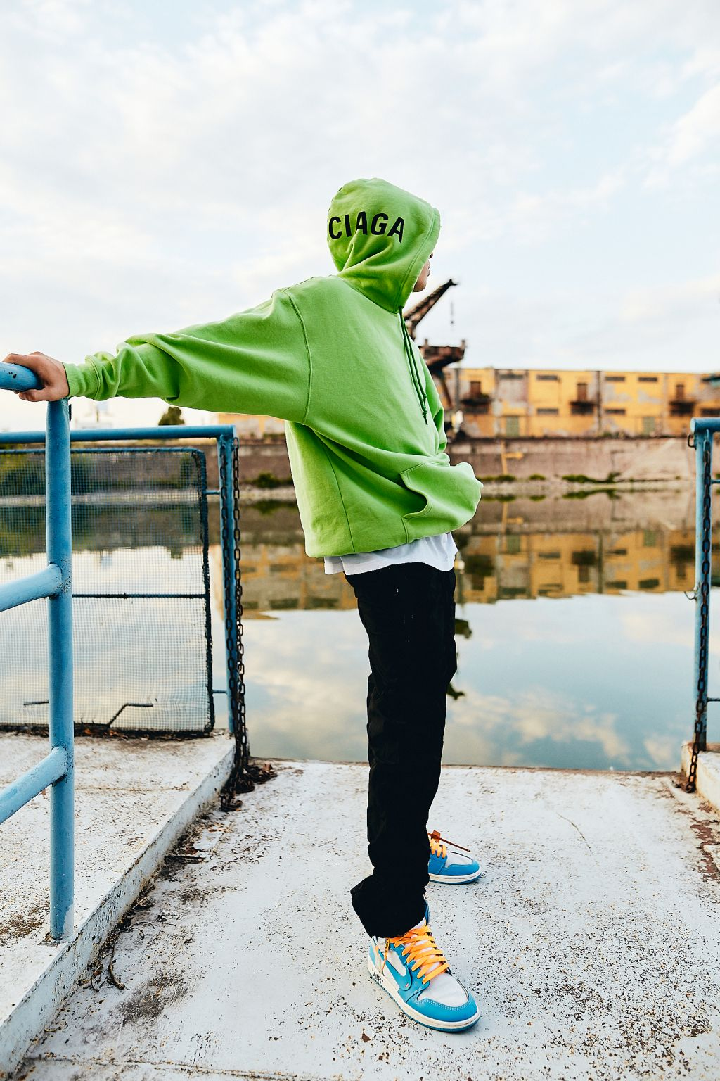 Queens lookbook | Jak Dalyb ovládnul přístav v Bratislavě