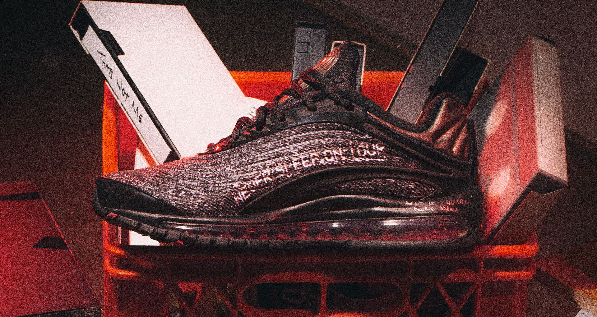 Release info: Skepta x Nike Air Max Deluxe