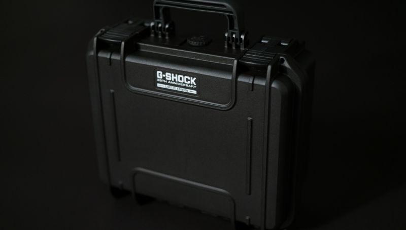 Sběratelská edice hodinek Casio G-SHOCK Frogman