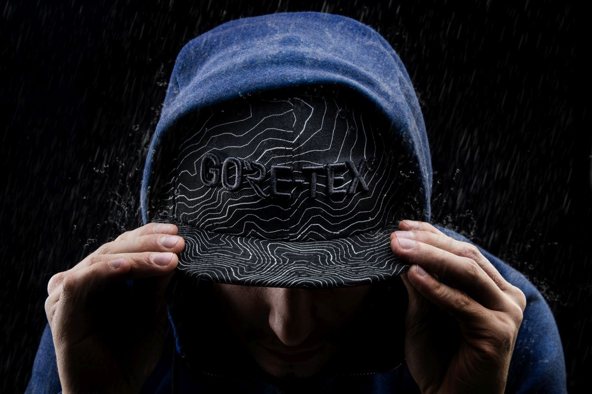 New Era x Gore-Tex: Kšiltovka do větru i deště