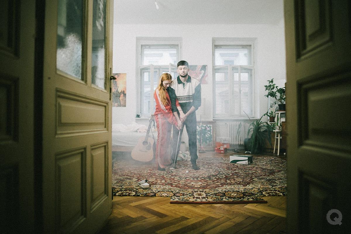Calin feat. Ben Cristovao - Děvče v první řadě