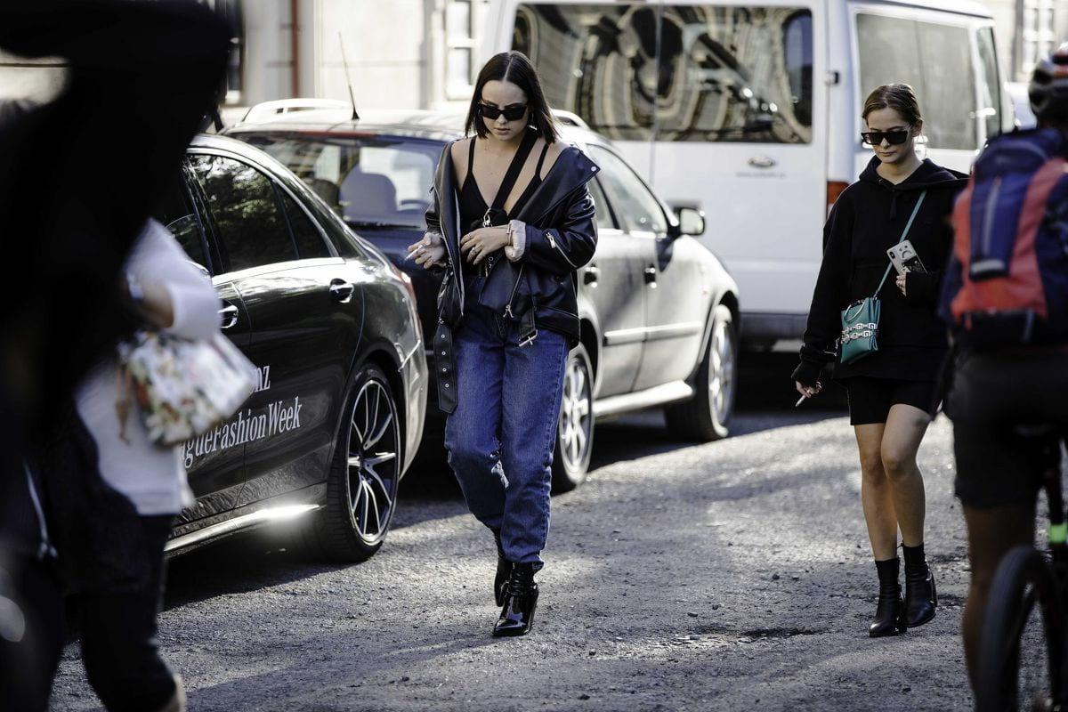 MBPFW streetstyle: Vanda Janda nebo Kuba Feranec?