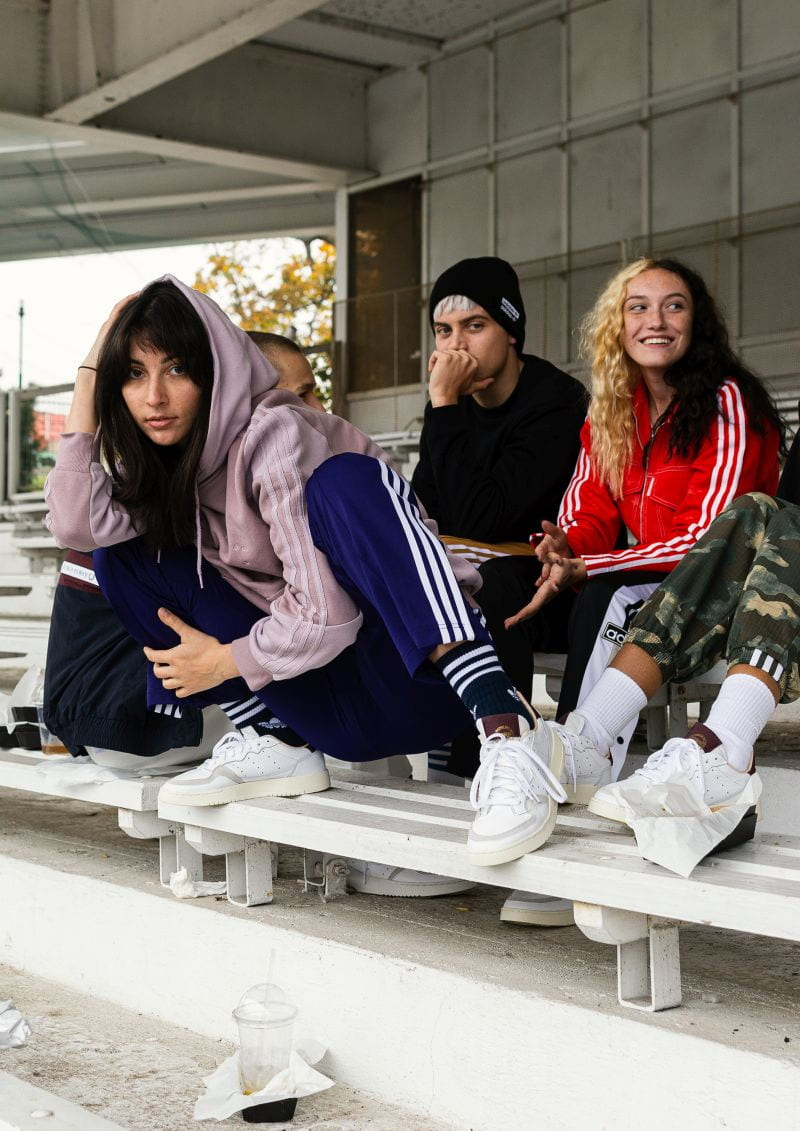 Queens lookbook: 24 hodin s adidas Home of Classics na nohou