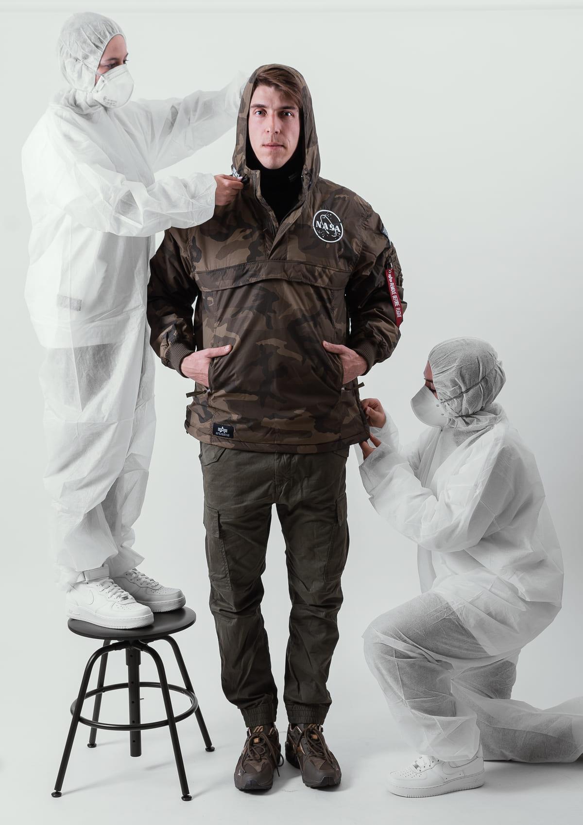 Jak jsme fotili Alpha Industries s Janem Lukačevičem a Umpalumpy