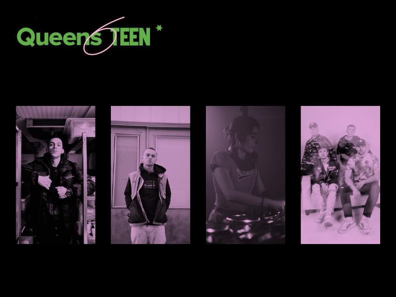 Queens 6TEEN: přijď to s námi oslavit!
