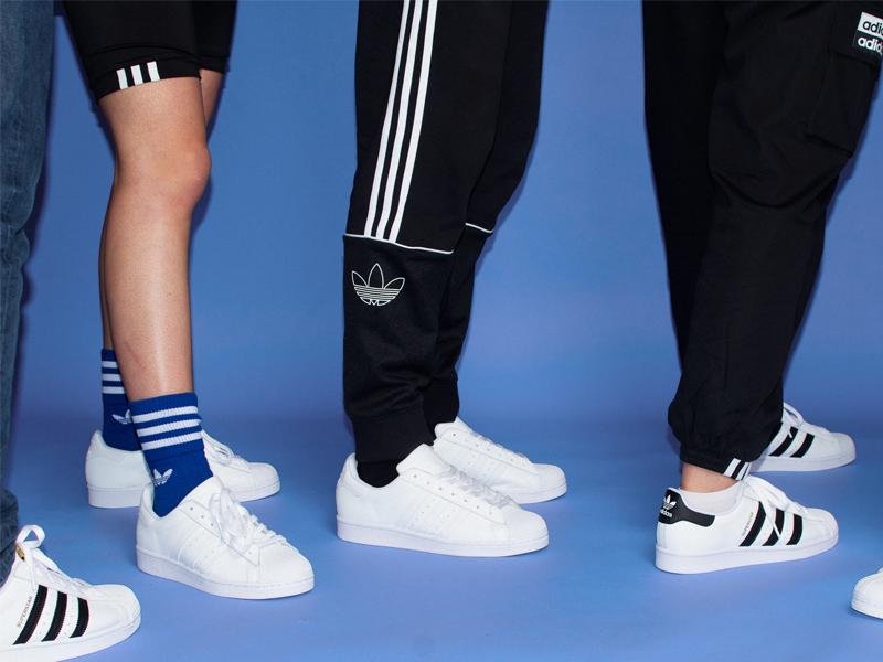 adidas Superstar: 50 let ve hře