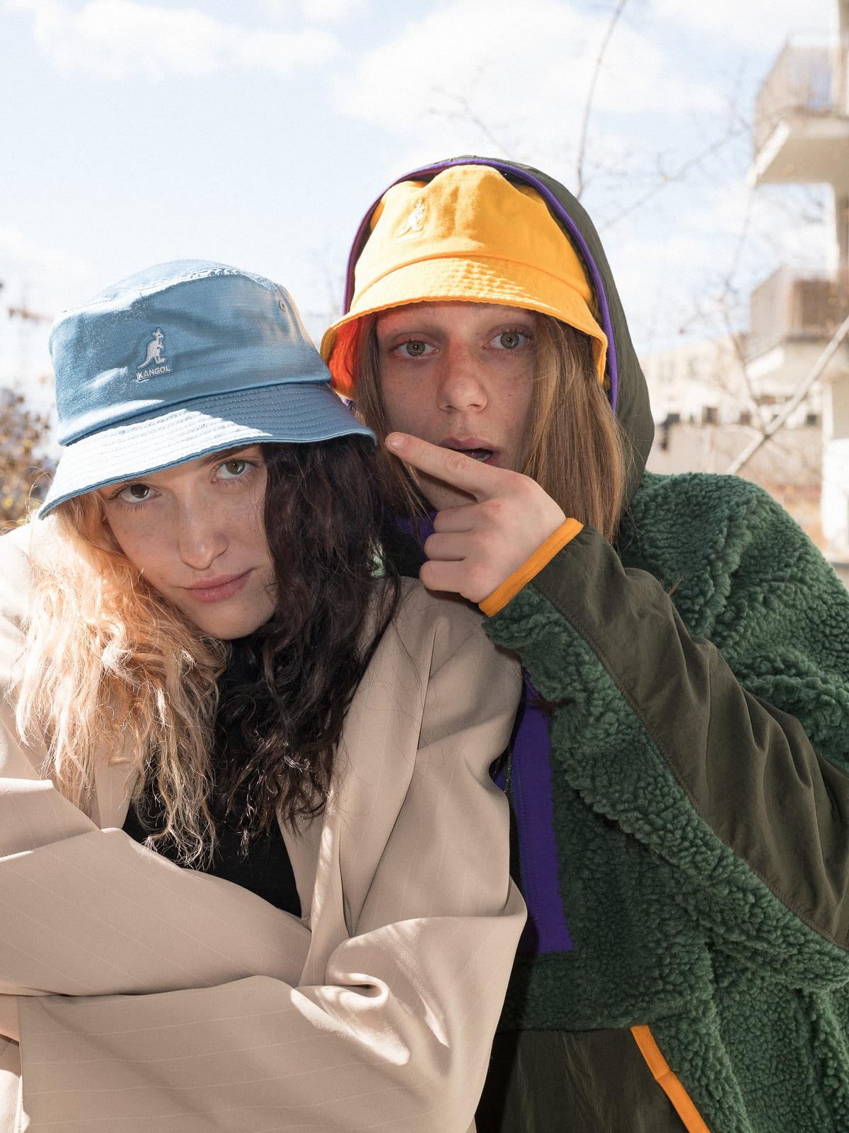 Vítáme Kangol! Nejoblíbenější bucket hats hip-hopových legend
