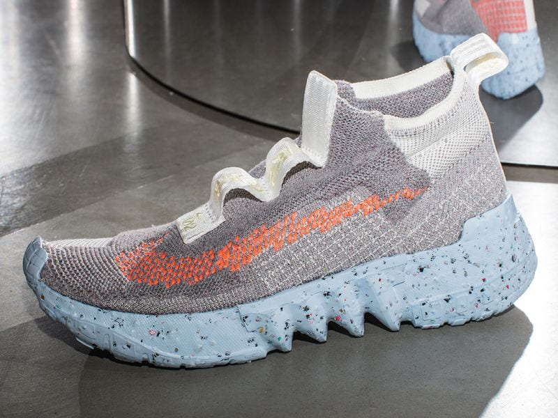 Nike Space Hippie: tyhle tenisky jsou trash