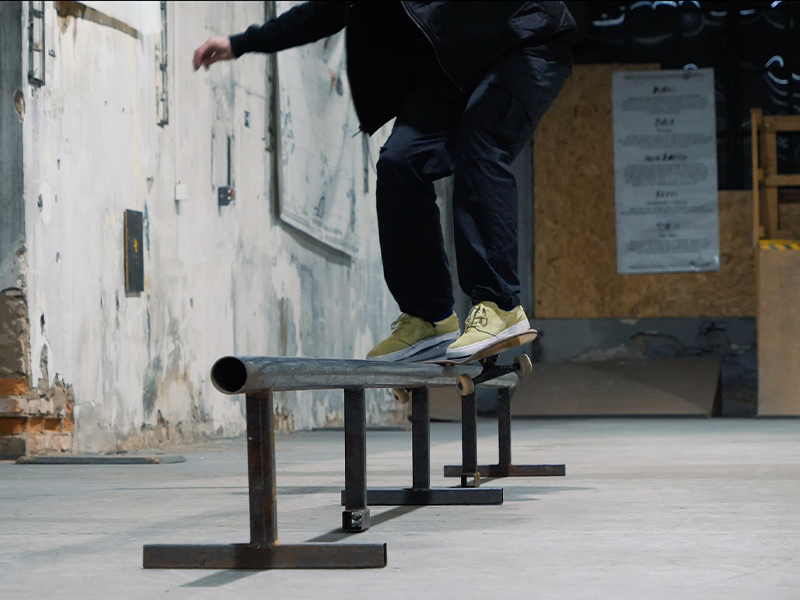 Skate magie s Maxem Habancem