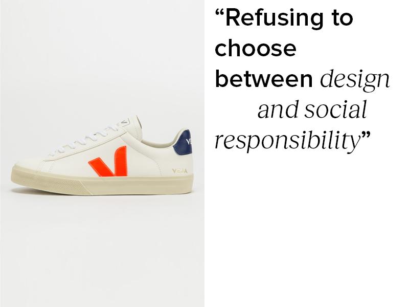 Sustainable tenisky, co nepotřebují žádnou reklamu