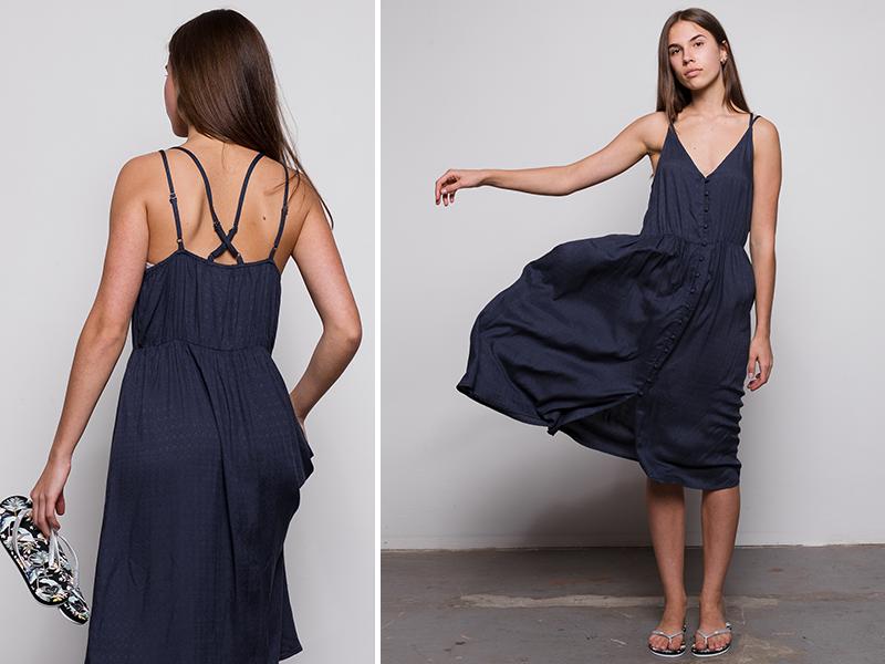 Šaty, nebo menswear?
