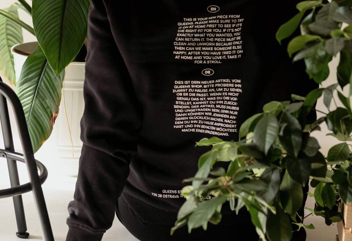 Queens Streetwear Hoodie