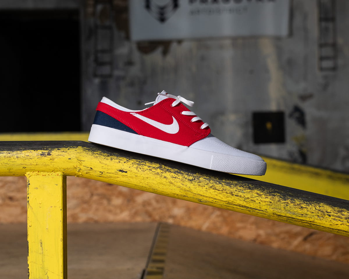 Zoom Janoski Canvas