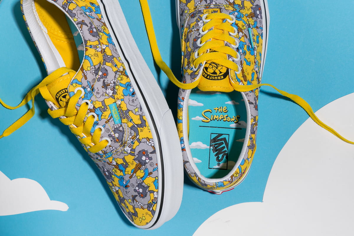 Vans x The Simpsons