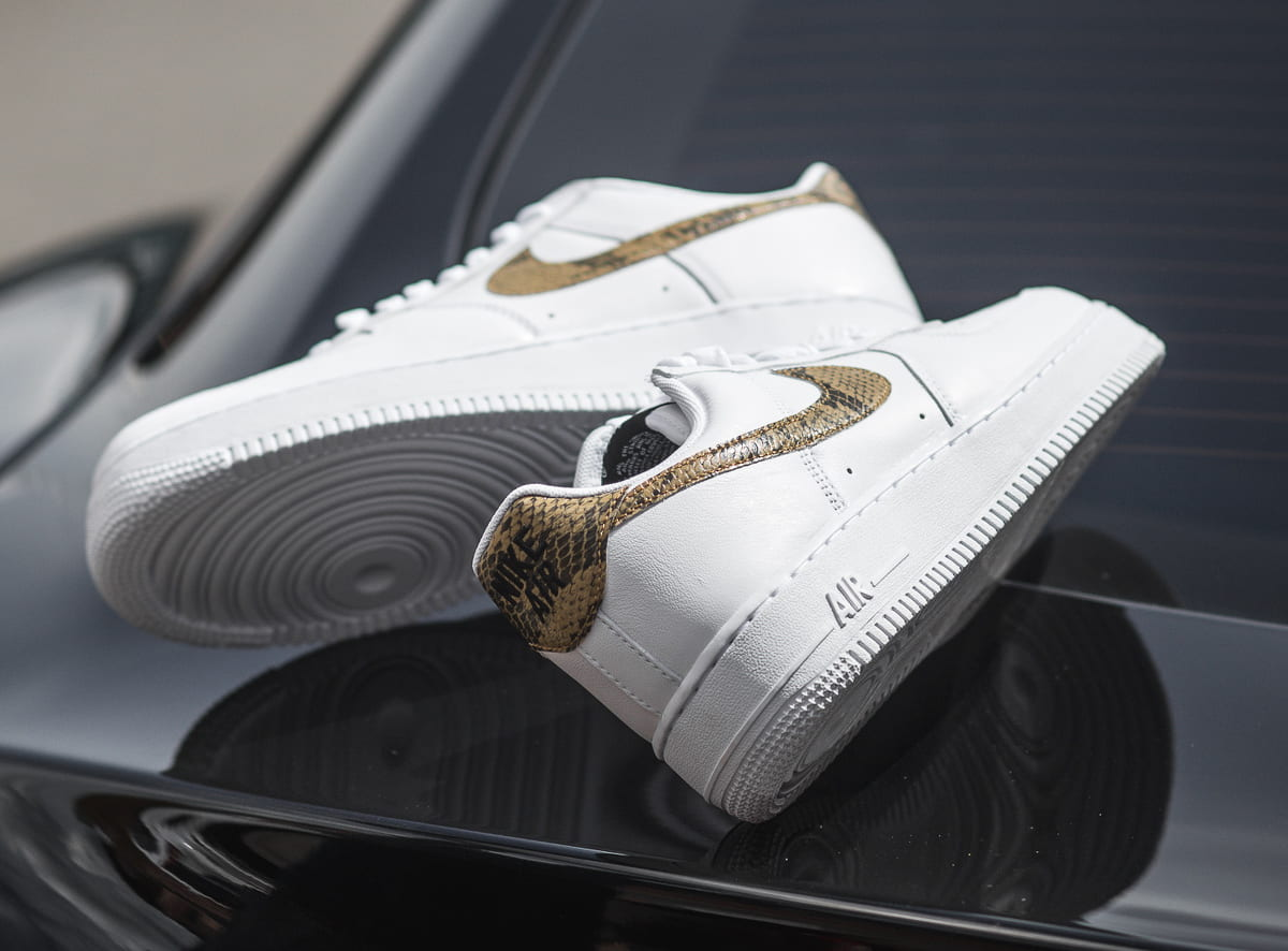 "Nike Air Force 1 ""Python Snake"""