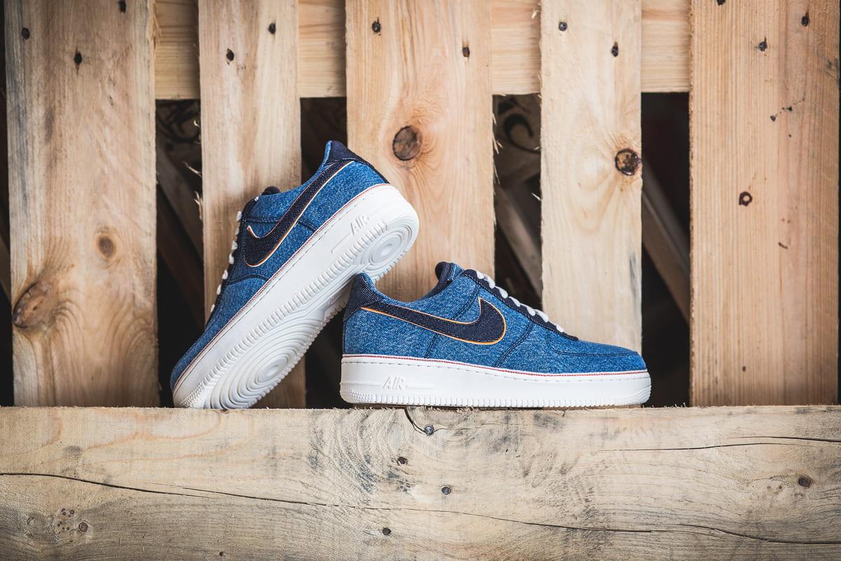 "Nike Air Force 1 ""Selvedge Denim"""