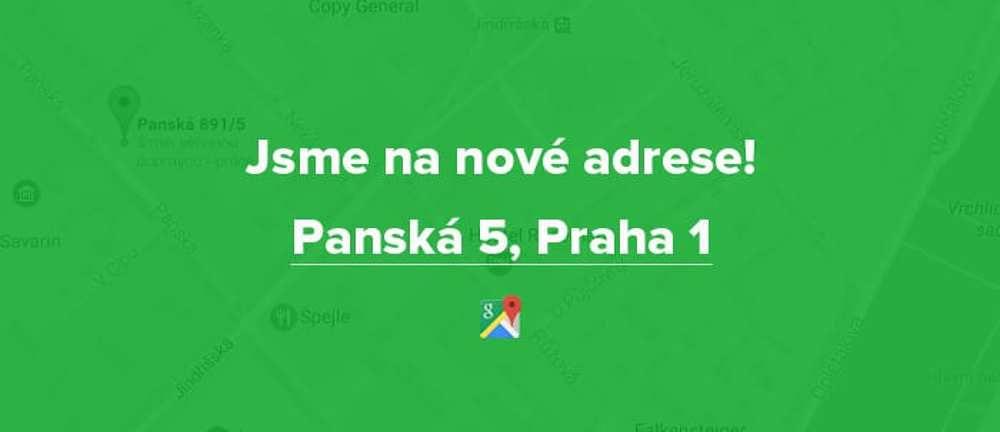 Queens Praha se stěhuje do Panské